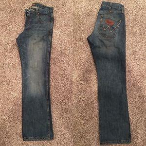 Men's Wrangler Boot Cut Jeans
